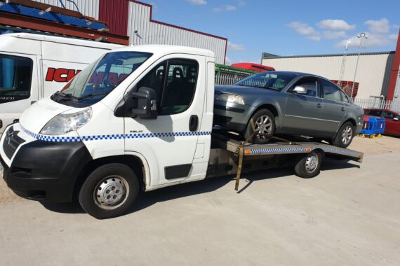 road assistance recovery