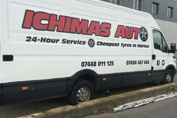 tyres services harlow